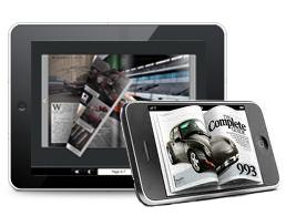 Mobile Friendly Flip Book Catalog